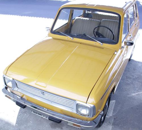 Auto Renault 6