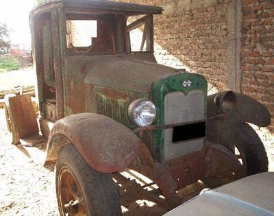 Car Internacional 1929