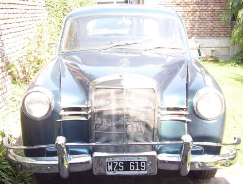 Car Mercedes Benz 180