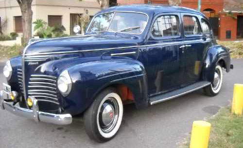 Auto Plymouth Sed�n 4 Puertas