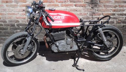 Motorcycle Ducati Sport 500
