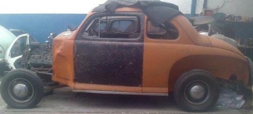 Car Ford 1947