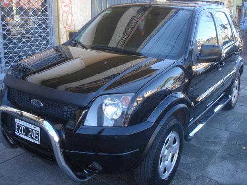 Car Ford Ecosport