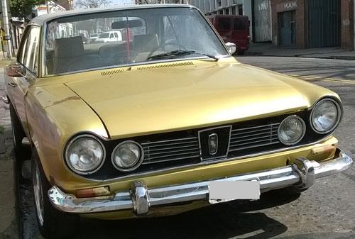 Car Renault Coupé Torino