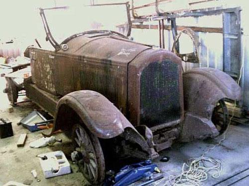 Car Buick 1926