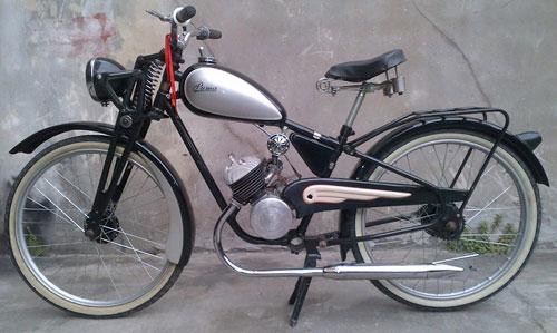 Moto Puma 1 Serie