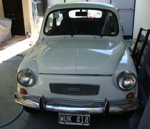 Car Fiat 1977