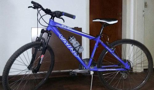Bicicleta Vairo 2014