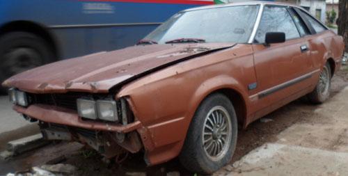 Auto Datsun Silvia 1980