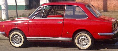 Car Fiat 800 Coup�