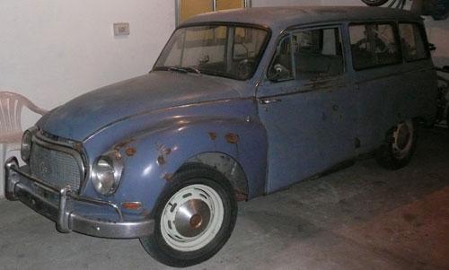 Auto DKW 1965 Rural