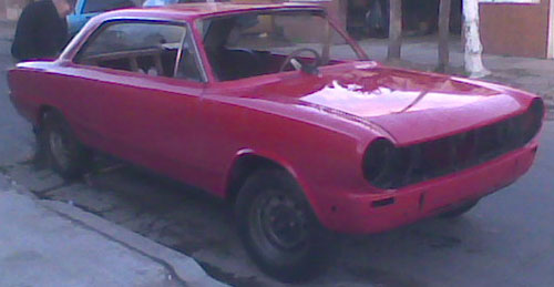 Car Torino TS