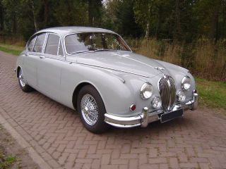 Auto Jaguar MKII 2,4