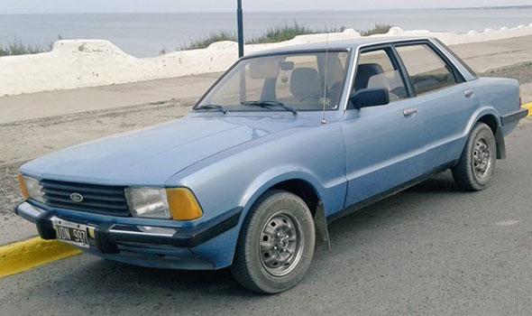 Auto Ford  Taunus L 2.0 1981