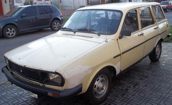 Auto Renault 1987