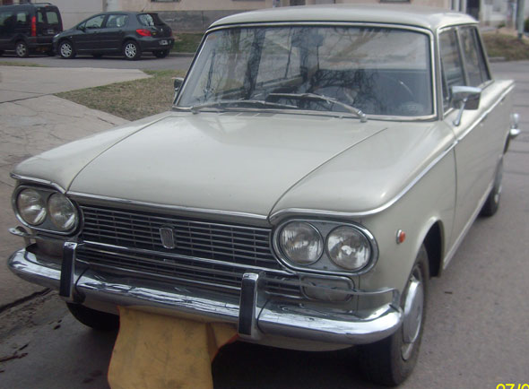 Car Fiat 1500 C 1965