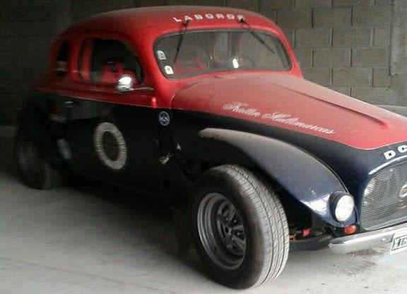 Car Dodge 1936 Coupé