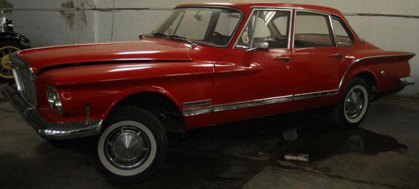 Auto Chrysler Valiant 1
