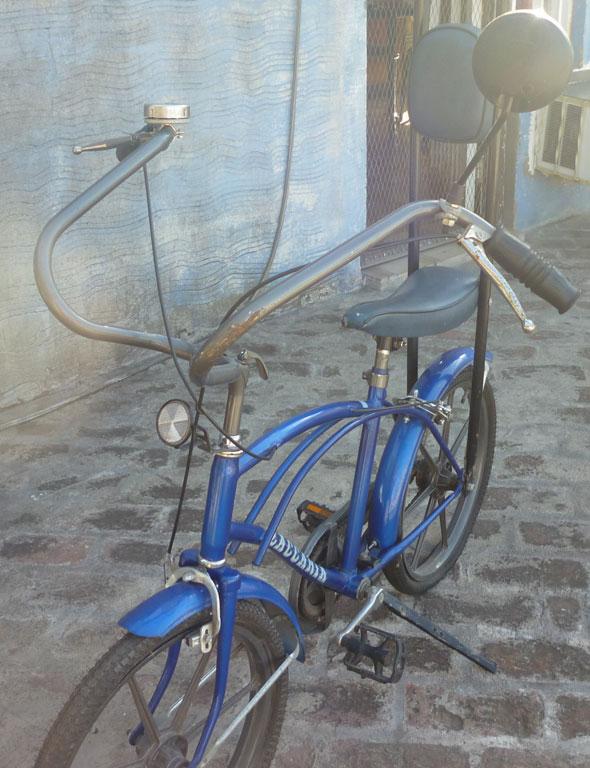 Bicicleta Vaquero 1970