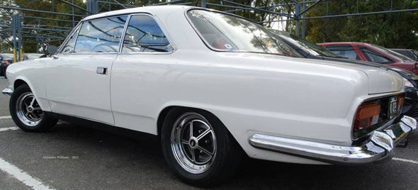 Car Torino TS 1974