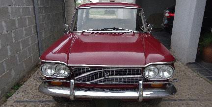 Auto Fiat 1500 Berlina 1964
