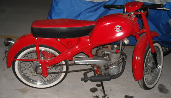 Moto Motom 48