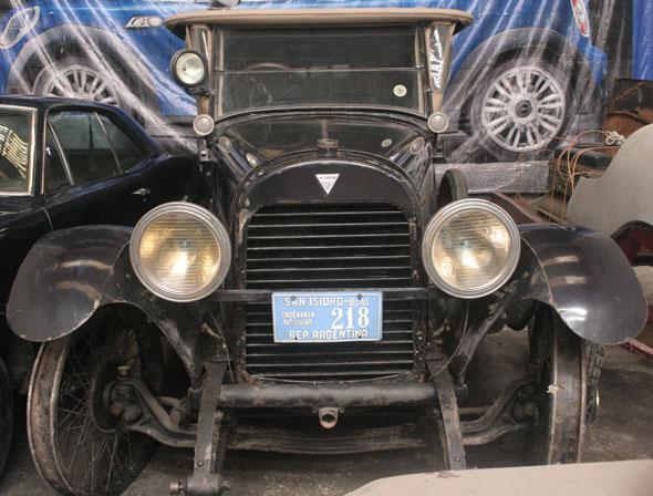Auto Hudson Supersix Phaeton