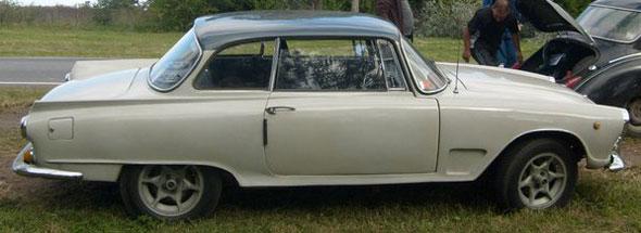 Car Auto Union Fissore 1964