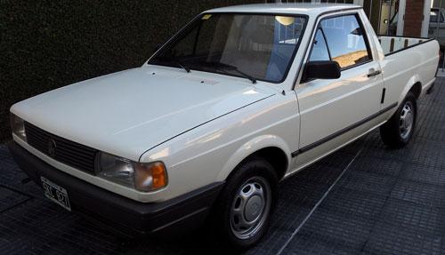 Car Volkswagen Saveiro Cl 1.6
