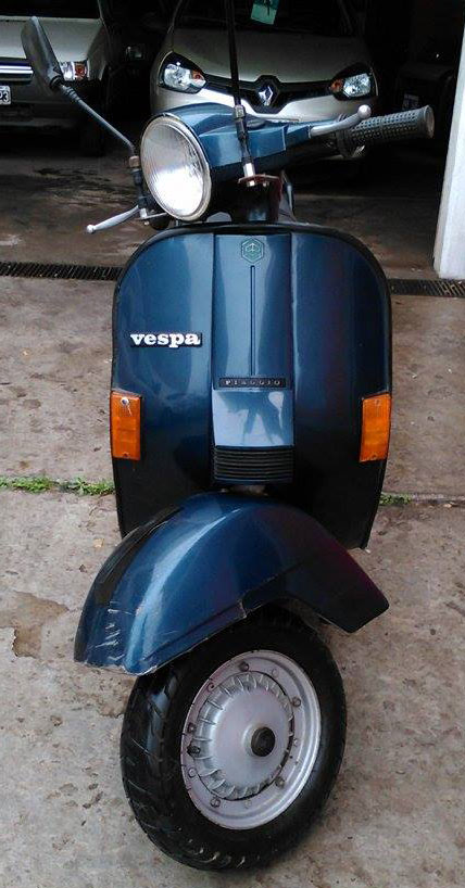 Motorcycle Vespa Originalli 150
