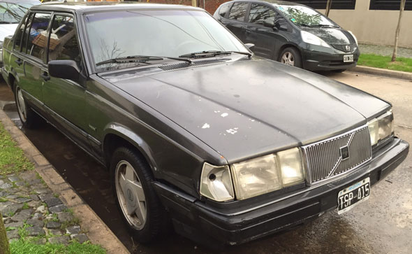 Auto Volvo Turbo 940 1992