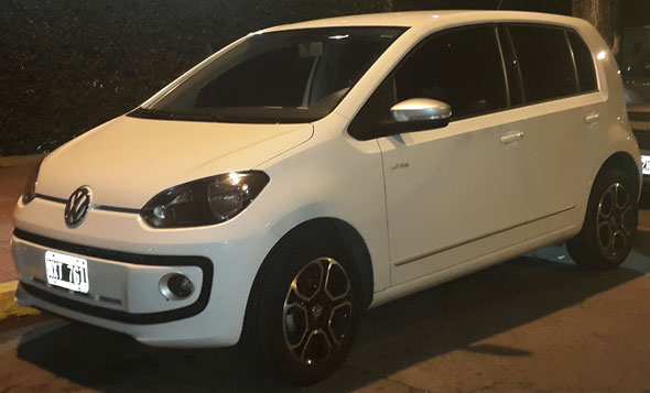 Auto Volkswagen UP!