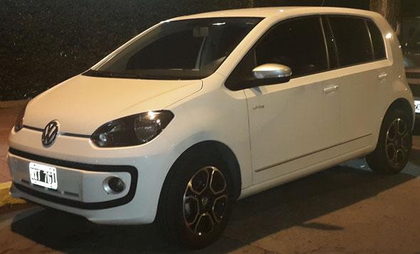 Car Volkswagen UP!