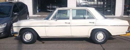Auto Mercedes Benz 1973