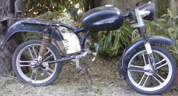 Moto Ducati 1965