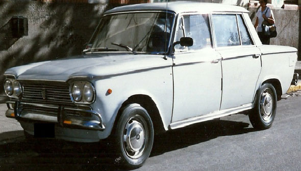 Auto Fiat 1500 Berlina1969