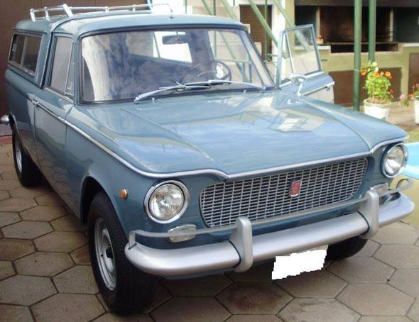 Car Fiat Multicarga 1500