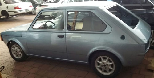 Car Fiat 147