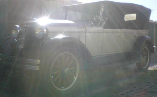 Auto Essex Super Six 1927