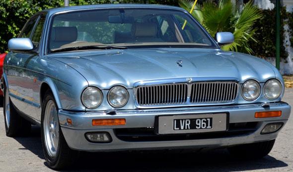Auto Jaguar JX6 1995