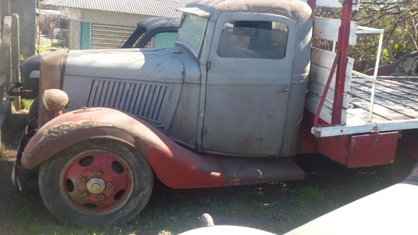 Auto Ford Cami�n