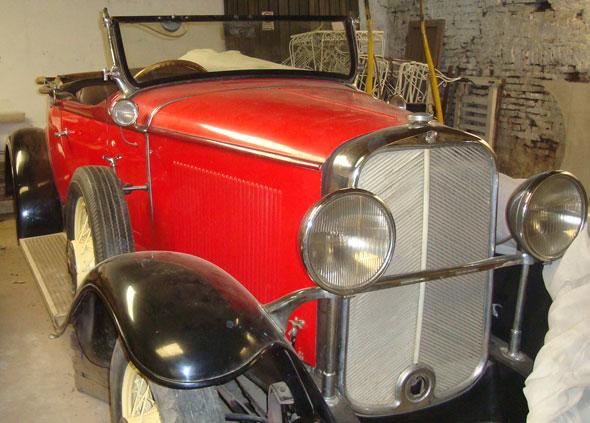 Car Buick Marquette 1931