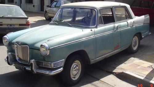 Auto Siam Di Tella 1500 1962