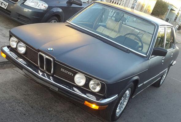 Auto BMW 528i