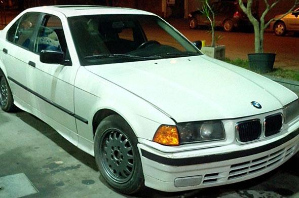 Car BMW E 36 325i