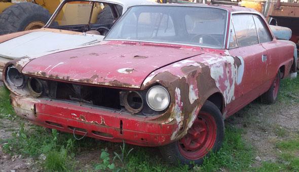 Car Torino Coupé