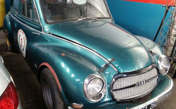 Auto DKW 1964