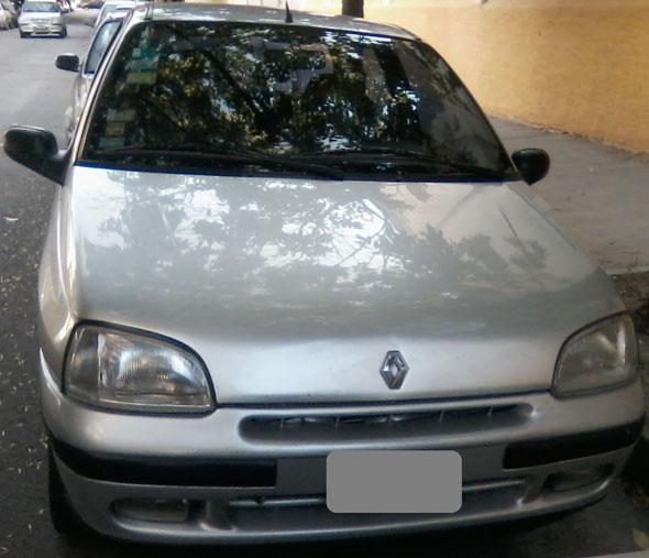 Auto Renault Clio