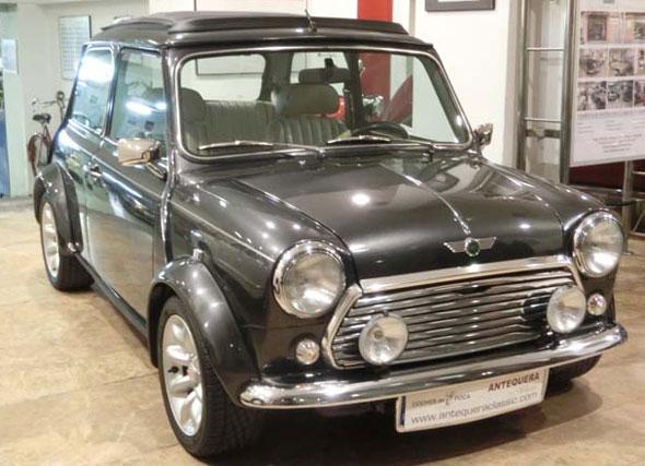 Car Rover Mini 1275