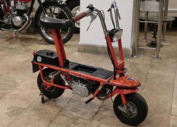 Motorcycle Italjet 50 Kit Kat